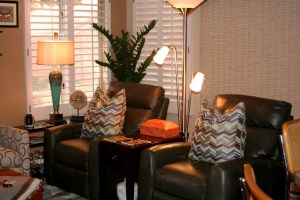 Family Room Moore design