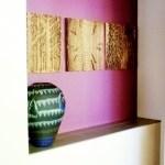 S Basha Art Wood Sculpture