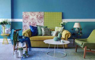 Delightfully Unusual Color Combinations
